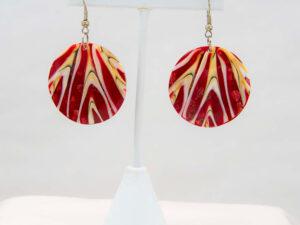 Handmade-Mexican-Abalone-shell-shakira-beads-Earrings-001
