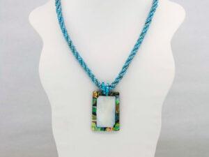 Handmade-Mexican-Abalone-shell-shakira-beads-Necklace-006