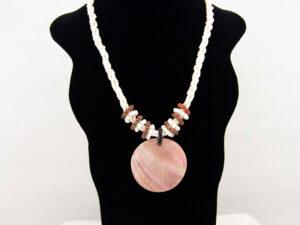 Handmade-Mexican-shell-shakira-beads-Necklace-010