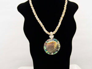 Handmade-Mexican-Abalone-shell-shakira-beads-Necklace-011