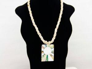 Handmade-Mexican-Abalone-shell-shakira-beads-Necklace-017