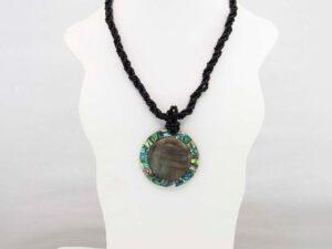 Handmade-Mexican-Abalone-shell-shakira-beads-Necklace-019