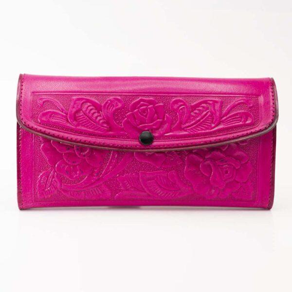 handmade-hand-tooled-mexican-women-wallets-kangaroo-005