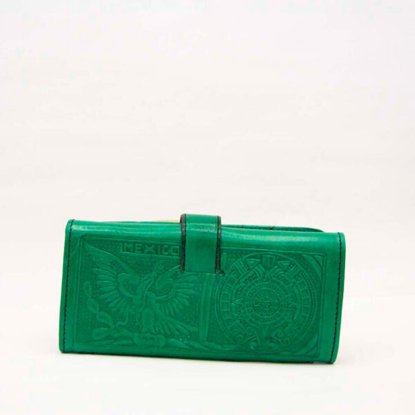 handmade-mexican-artisanal-hand-tooled-leather-woman-ladies-wallet-041