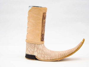handmade-mexican-hand-tooled-leather--mini-pointy-boot-tequila-shot-glass-006