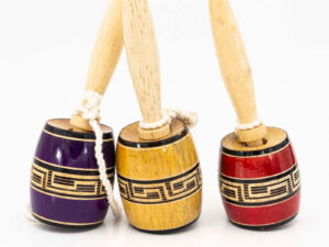 traditional-handmade-medium-red-mexican-wooden-classic-balero-standing-view-031