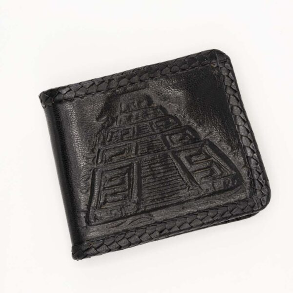 handmade-handtooled-mexican-laced-wallets-pyramid-warrior-053