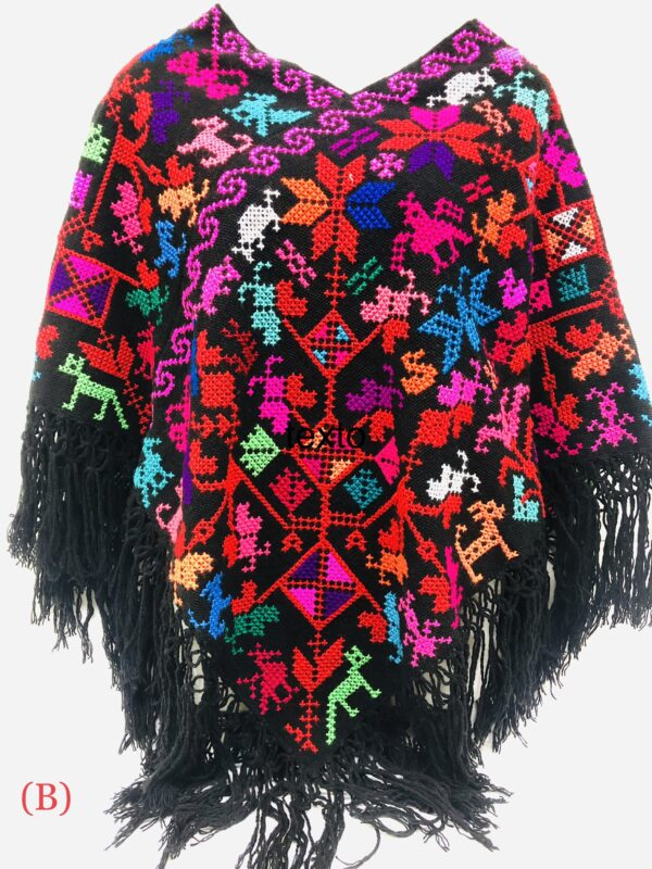 handmade-mexican-embroidered-stitched-poncho-911