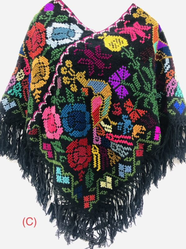 handmade-mexican-embroidered-stitched-poncho-914